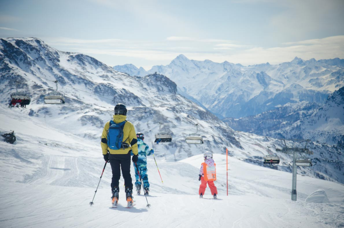 Best family ski resorts in Europe - Cirvinia - Copyright Olga Koberidze   - European Best Destinations