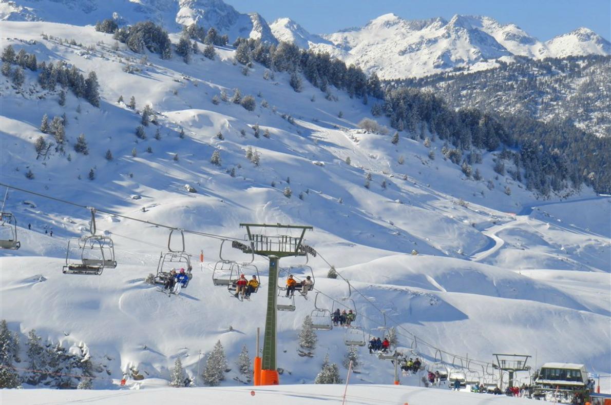 Baqueira Beret - Best ski resorts in Spain - Copyright  F.Pallars - European Best Destinations