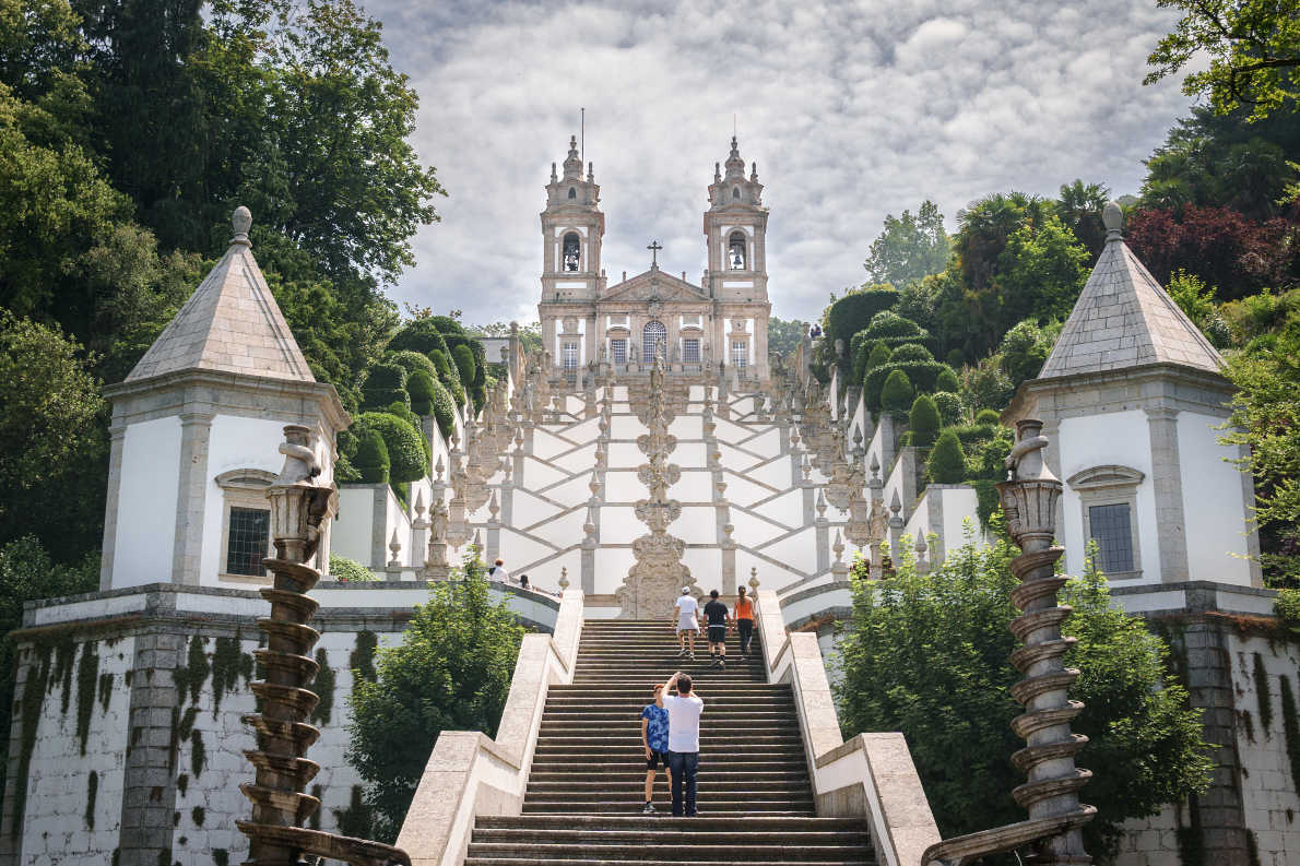 Europe Bucket list - Best things to do in Europe - Bom jesus in Braga - Copyright Jan Jerman - European Best Destinations