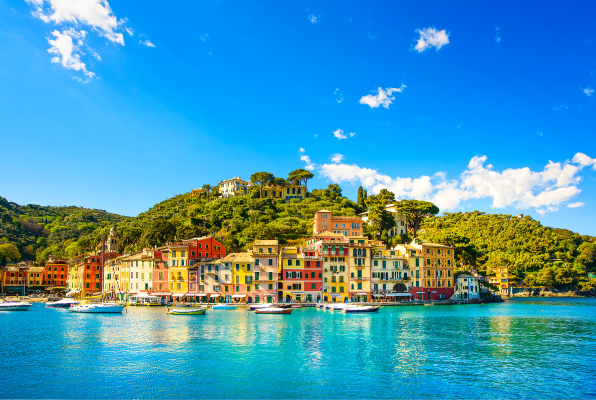 Portofino - Beyoncé -  Best celebrities destinations in Europe - Copyright StevanZZ - European Best Destinations