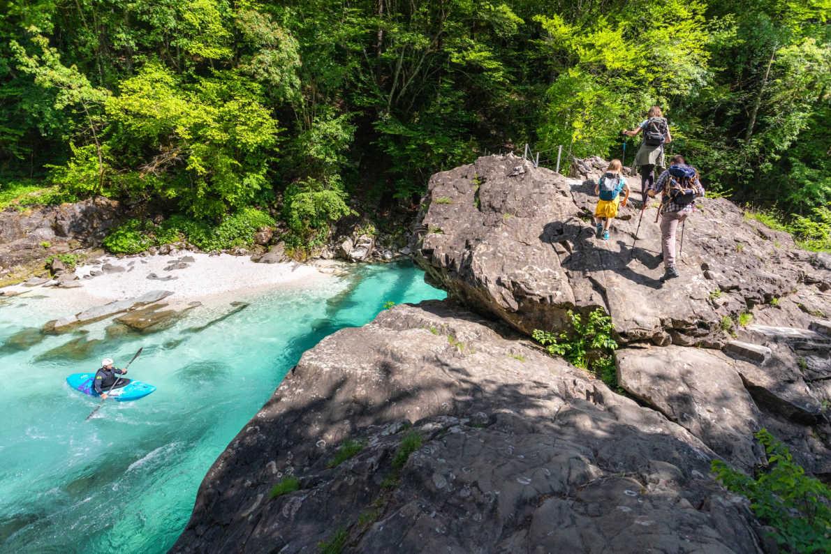 European Best Destinations 2021 - Soca Valley copyright Jošt Gantar - European Best Destinations