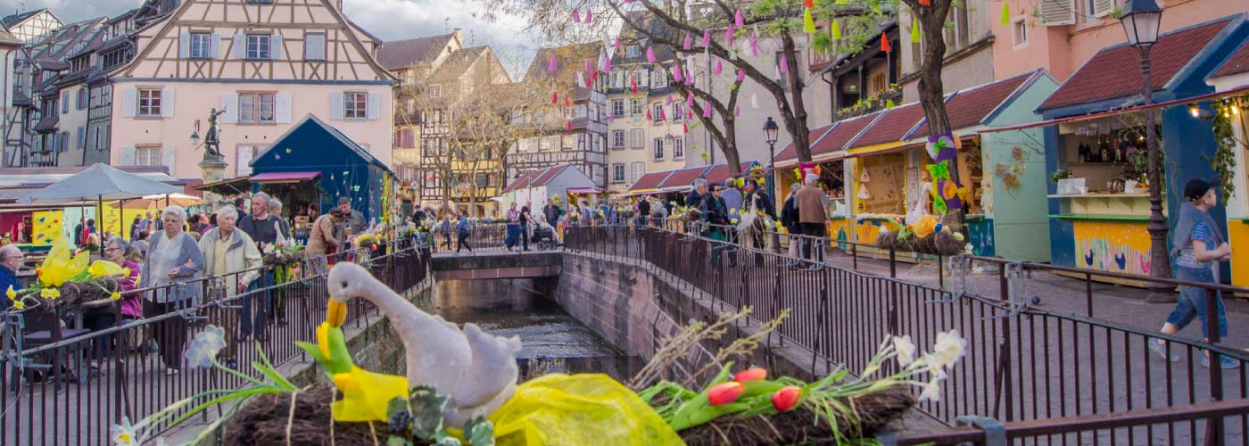 Easter and spring in Colmar - Europe\'s Best Destinations