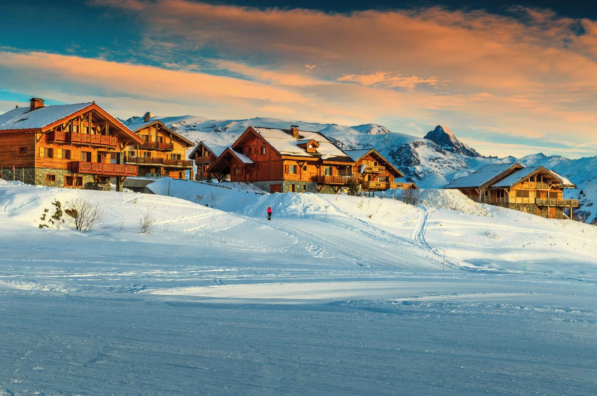 Best family ski resorts in Europe - Alpe d'Huez - Copyright   Gaspar Janos - European Best Destinations