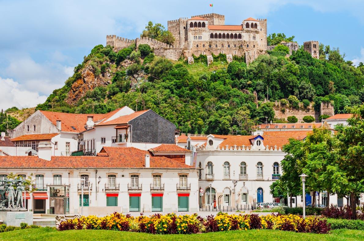 Best Castles in Portugal - Leiria Castle Copyright  saiko3p - European Best Destinations