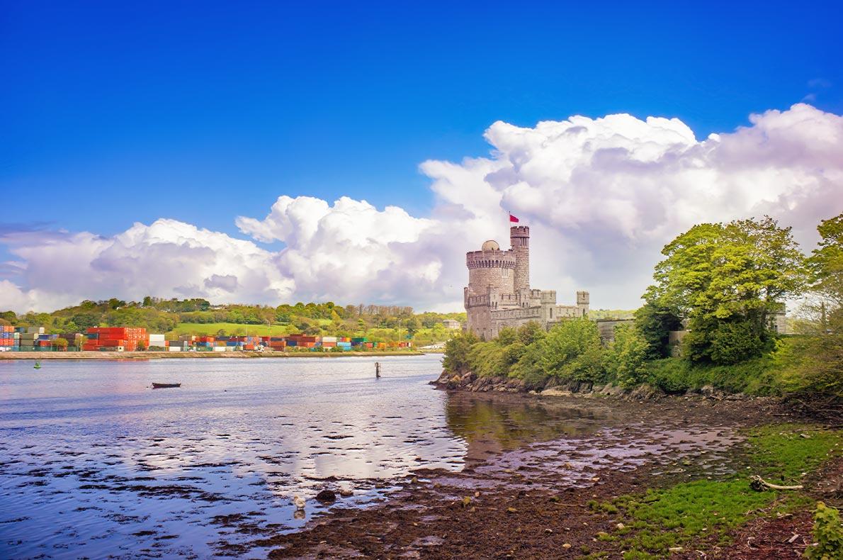 Best castles in Ireland - Blackrock Castle copyright Algirdas Gelazius - European Best Destinations