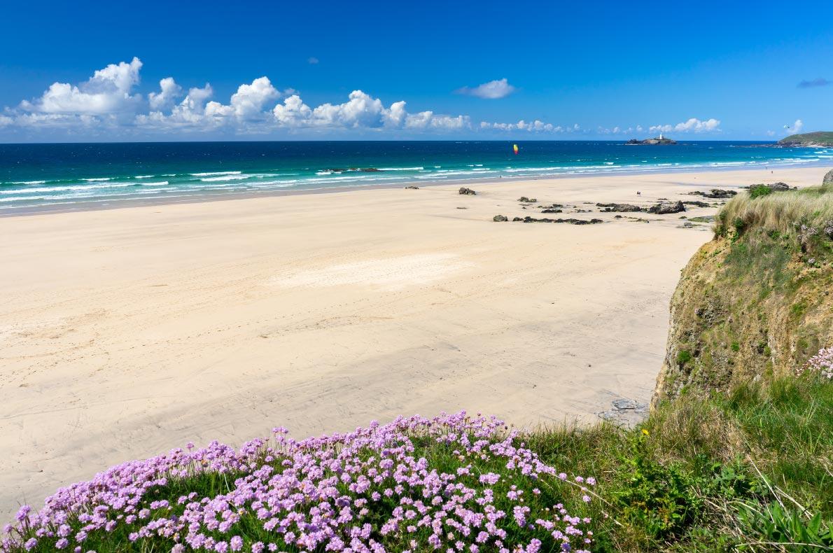 Best beaches in England - Gwithian beach copyright  ian woolcock - European Best Destinations