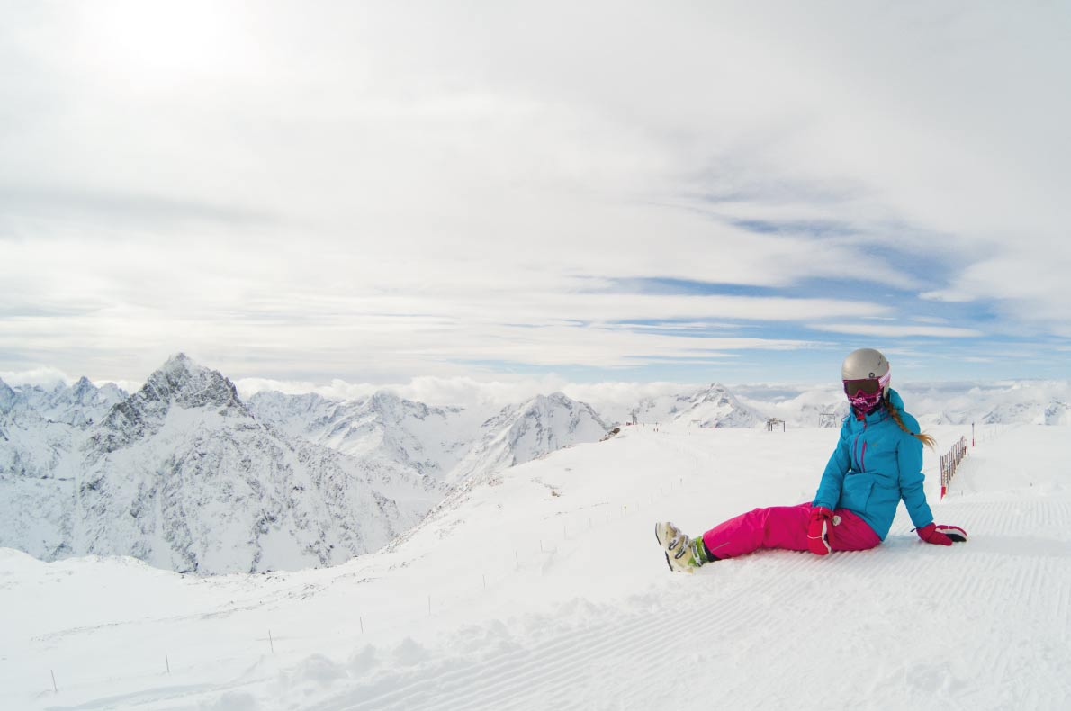 Best European Ski Resorts for Guaranteed Snow - Les deux Alpes - Copyright Ingus Kruklitis