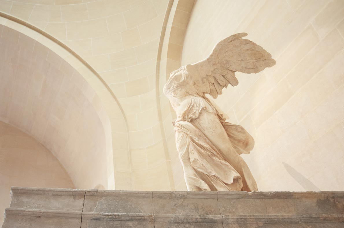 Victory of Samothrace - Best Statues in Europe - Copyright Yi Chieh Chen  Shutterstock.com - European Best Destinations