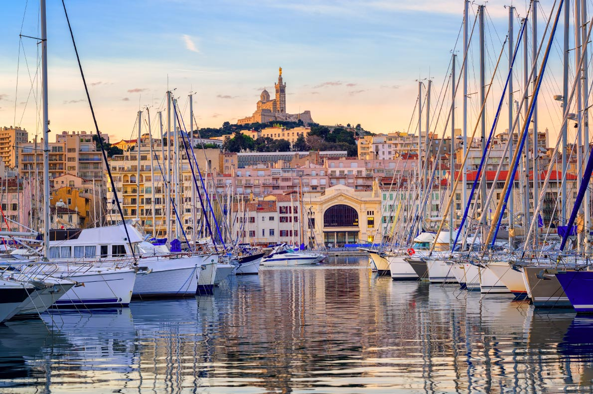 Best destinations to visit in France - Marseille Copyright  Boris Stroujko   - European Best Destinations