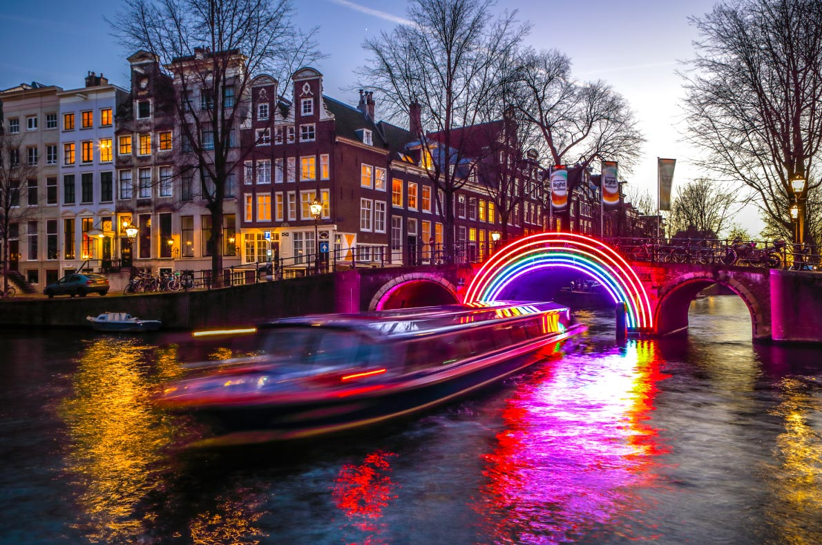 Best things to do in The Netherlands - Amsterdam Canal Cruise copyright InnervisionArt  - European Best Destinations