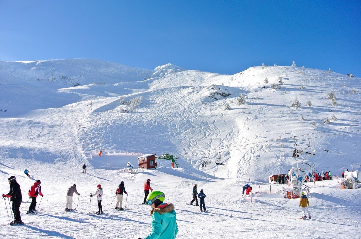 Valdezcaray - Best ski resorts in Spain - Copyright  Ander Dylan Shutterstock - European Best Destinations