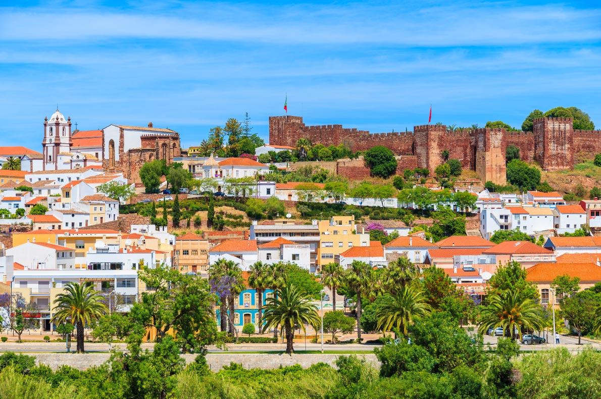 Best Castles in Portugal - Silves Castle Copyright  Pawel Kazmierczak -  European Best Destinations