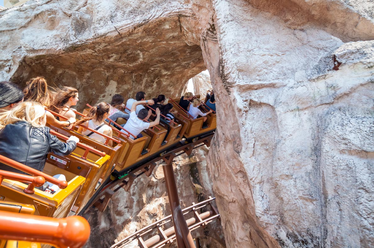 Best things to do in Italy - Gardaland - copyright John Kruger - European Best Destinations
