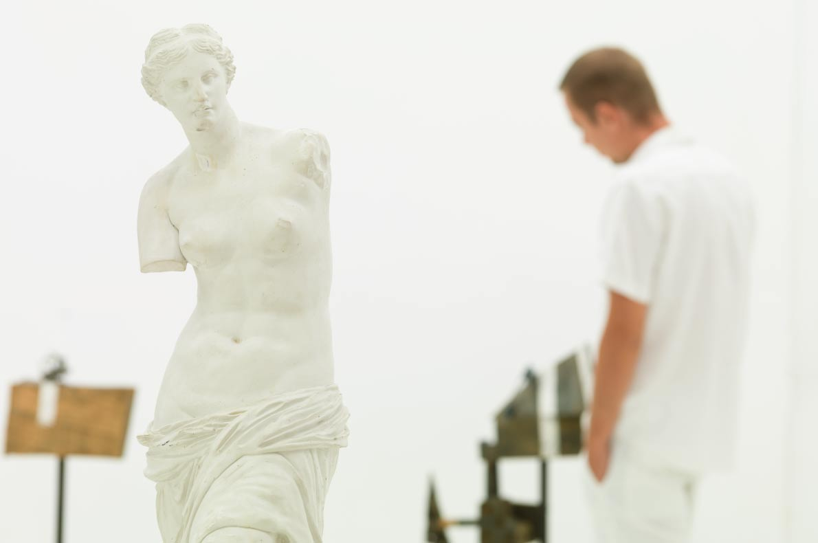 Venus of Milo - Best Statues in Europe - Copyright Comaniciu Dan  - European Best Destinations
