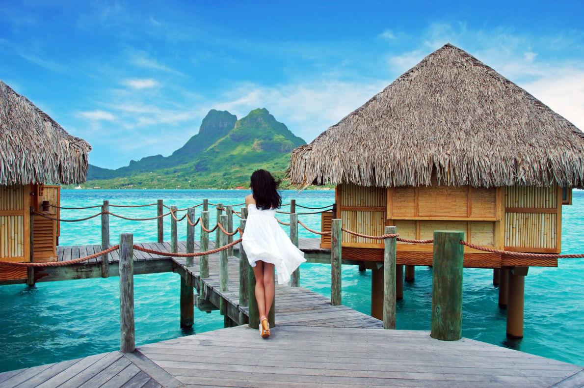 European Best Destinations 2021 - Tahiti Islands copyright Wizar