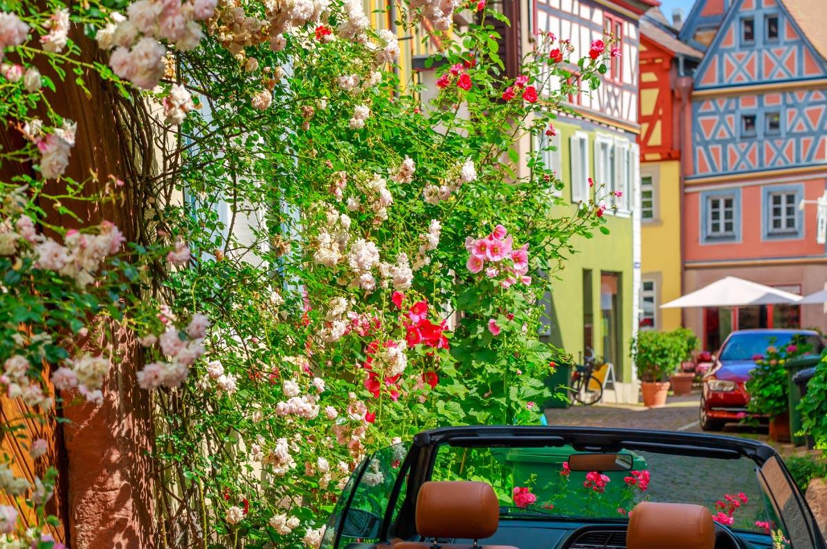 Best Hidden gems in Germany - Ladenburg- Copyrignt nnattalli  - European Best Destinations