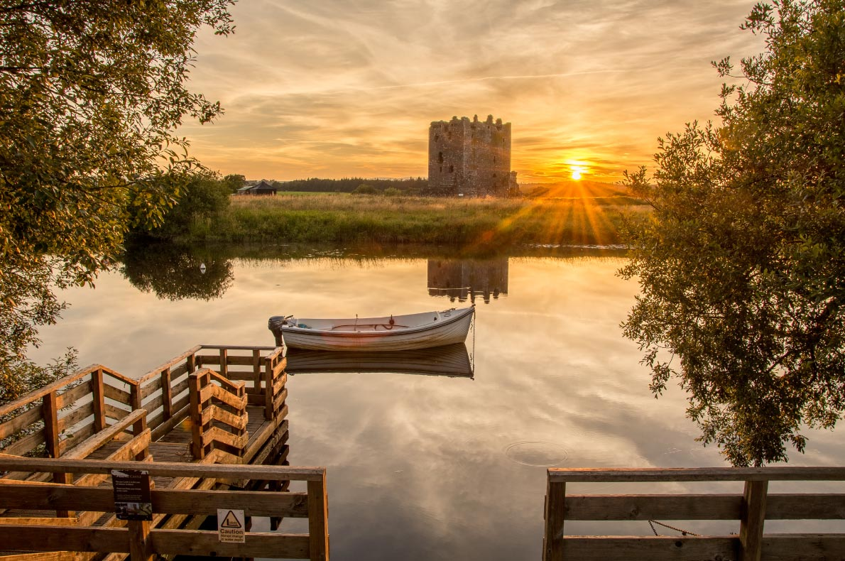 Best castles in Scotland - Threave Castle Copyright  Keith K - European Best Destinations