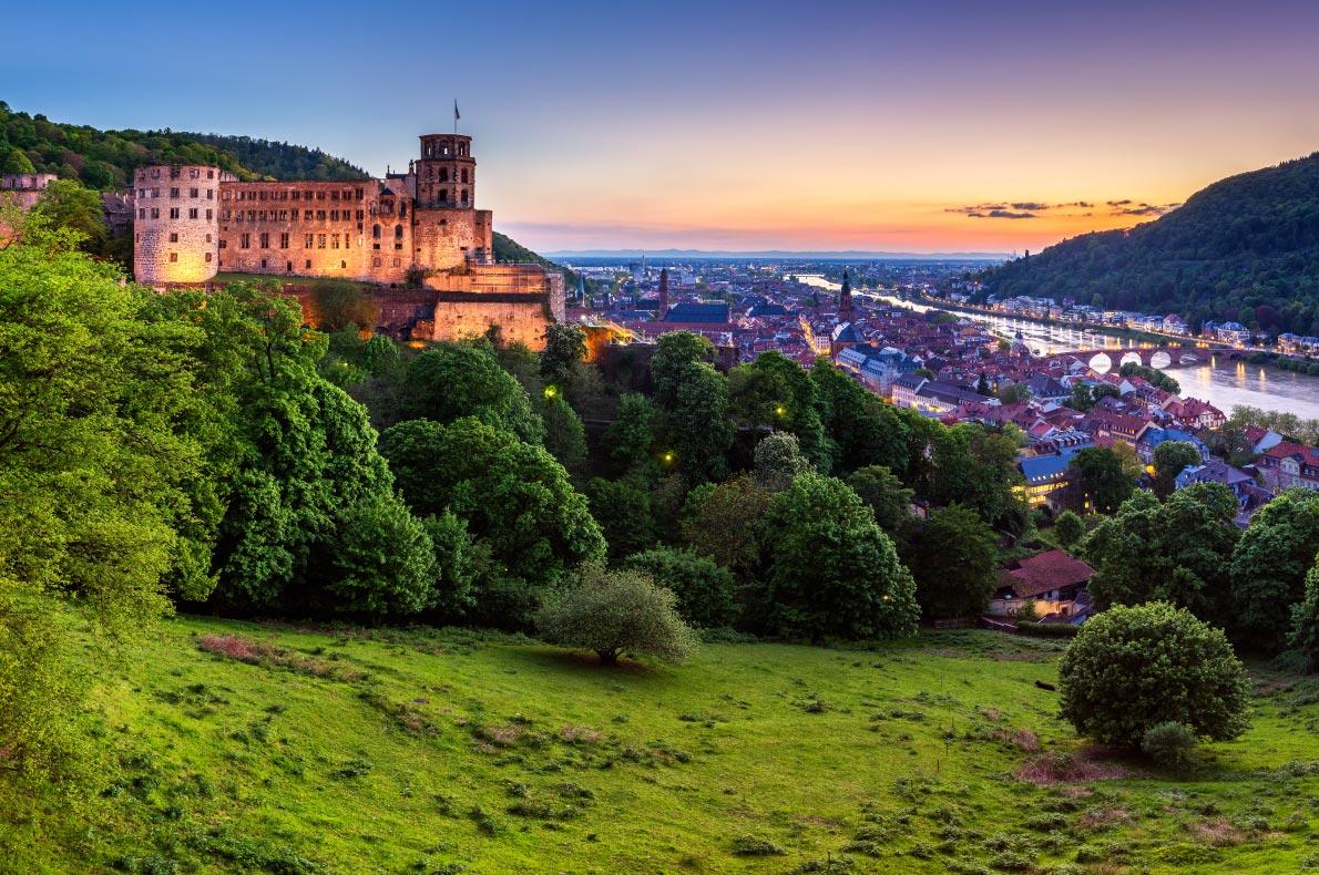 Best Castles in Germany - Heidelberg Castle copyright DaLiu - European Best Destinations