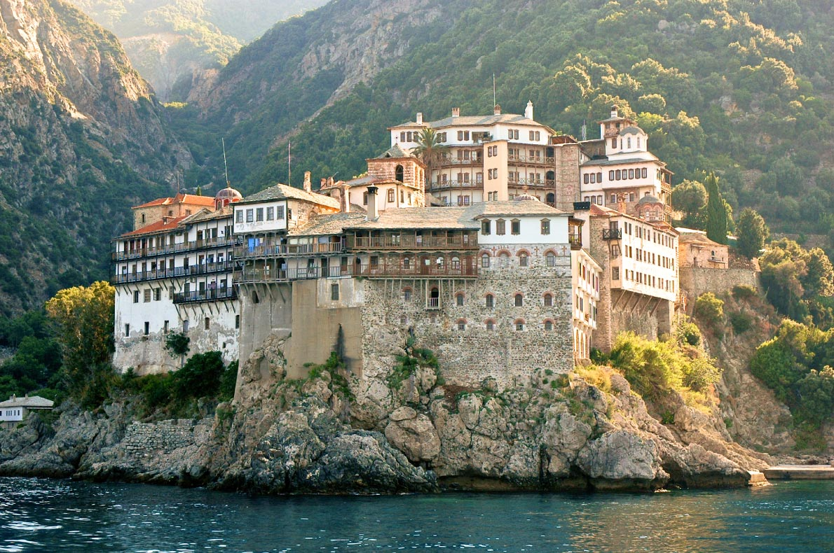 Best things to do in Greece - Mount Athos Copyright Alexandr Zyryanov - European Best Destinations