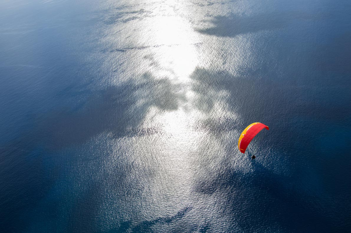 Active Holidays in Madeira - Paragliding - copyright Nikolay_E