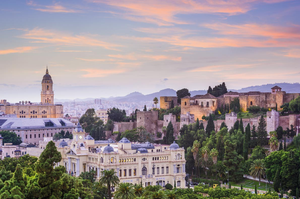 Safest destinations in Europe - Malaga Copyright ESB Professional  - European Best Destinations