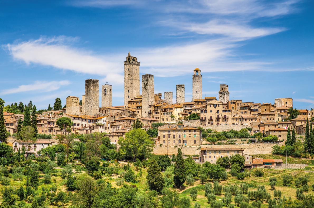 San Gimignano - Best medieval destinations in Europe - Copyright canadastock - European Best Destinations