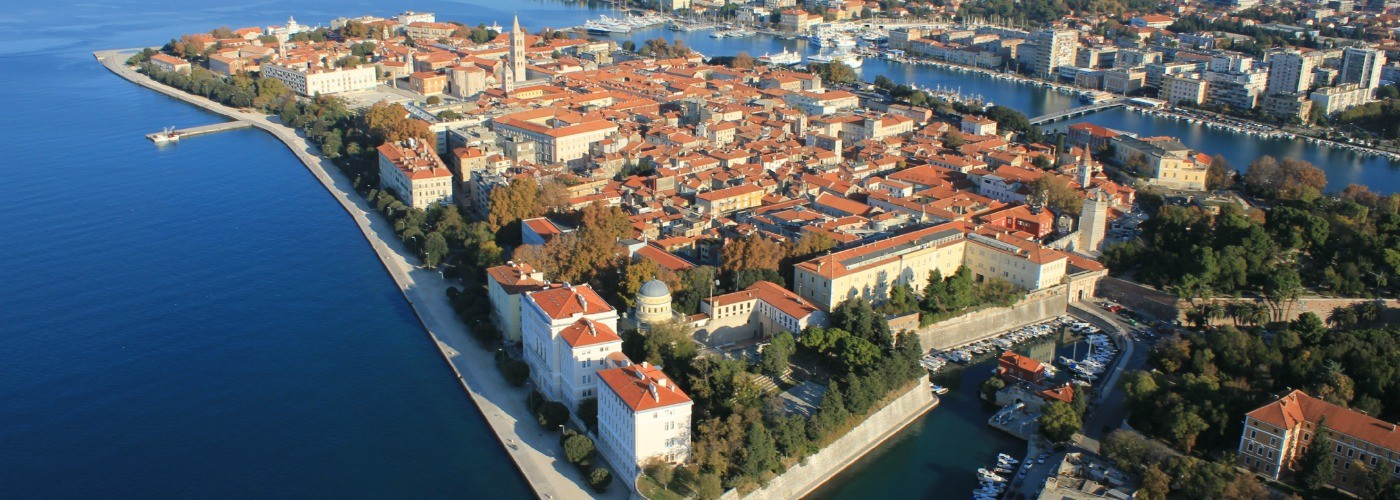 Carte Croatie Zadar.Visit Zadar In Croatia Europe S Best Destinations