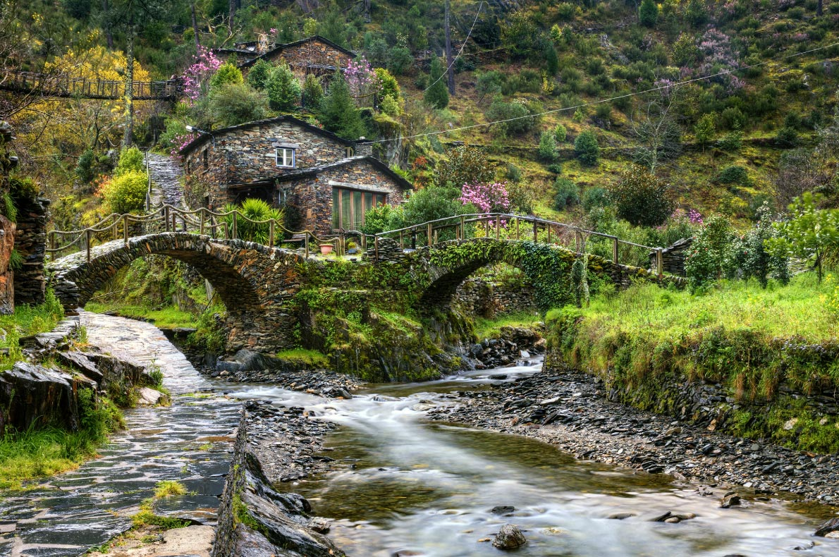 Best hidden gems in Portugal - Piodao -  Copyright  Rolf E. Staerk - European Best Destinations