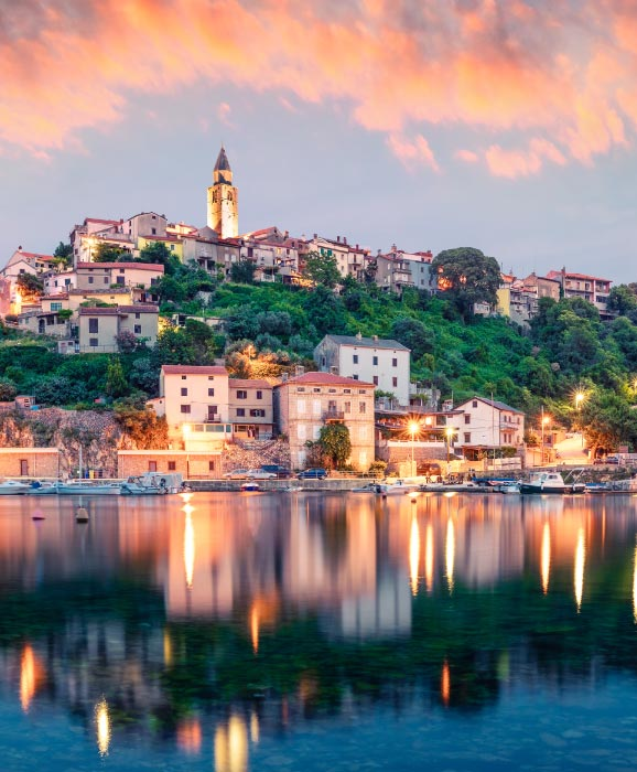 Krk-romantic-destination-Croatia