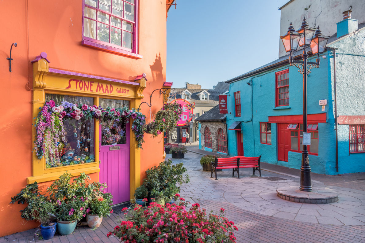Best hidden gems in Ireland - Kinsale Editorial copyright Luca Rei - European Best Destinations