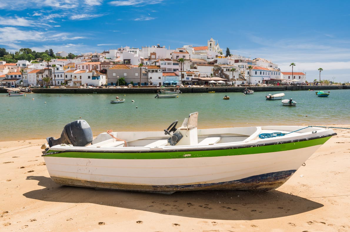 Best hidden gems in Portugal - Ferragudo Copyright  marcin jucha  - European Best Destinations