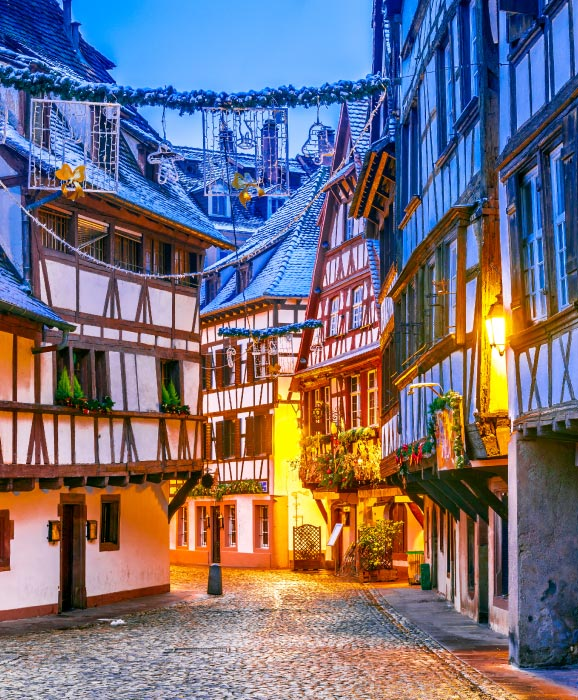Strasbourg-romantic-destination-France
