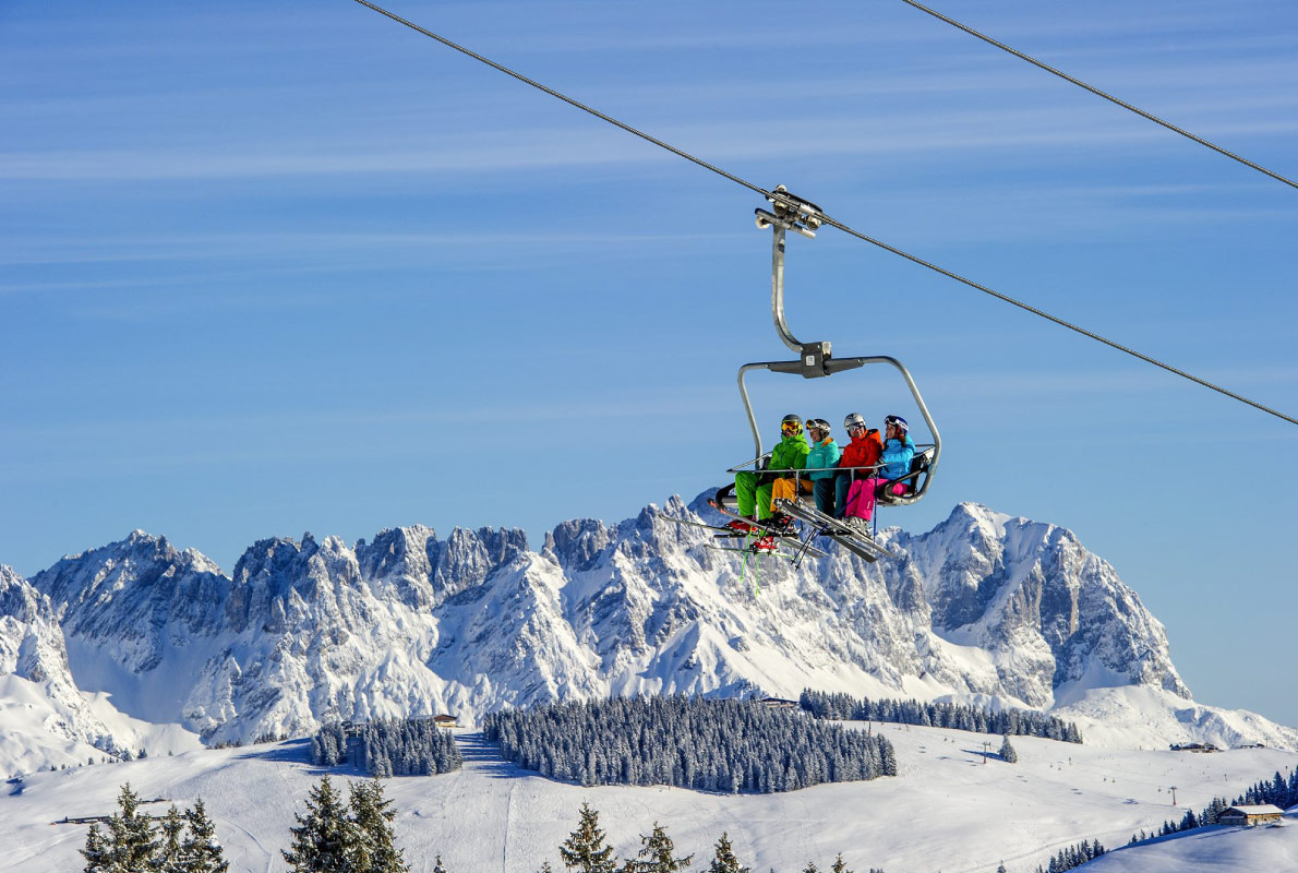 SkiWelt Wilder Kaiser - Brixental ski resort