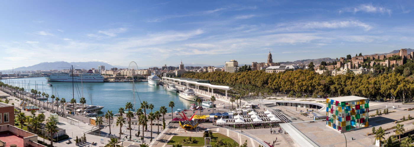 Malaga-tourism-Spain