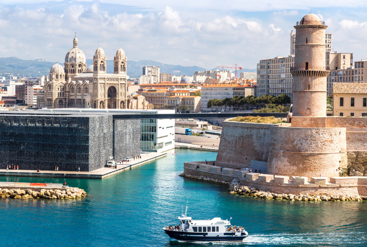 Marseille - Best Congress destinations in Europe - Copyright artjazz - European Best Destinations