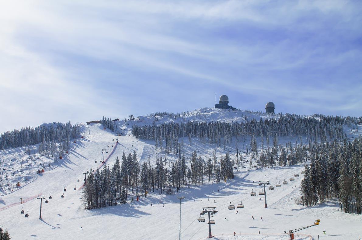 Best ski resorts in Germany - Arber - Copyright Sandra-Fotodesign- European Best Destinations