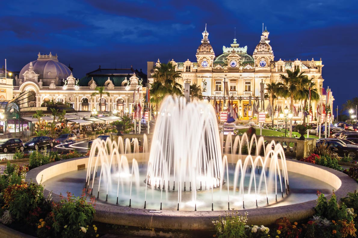 Monte Carlo - Best destinations for springtime in Europe - Copyright Matej Kastelic  Michal Bednarek