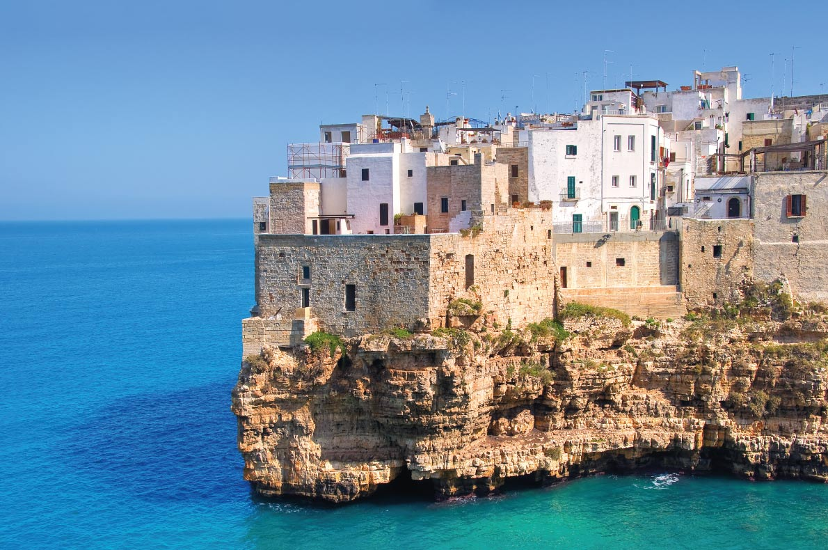 Polignano - Best hidden gems in Europe - Copyright Mi.Ti - European Best Destinations
