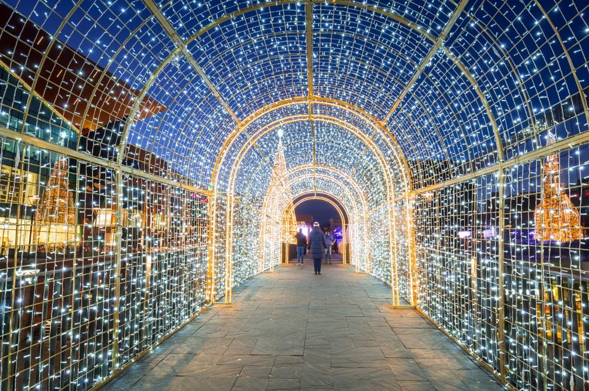 Gdansk Christmas Lights - Best Christmas Lights in Europe   - European Best Destinations