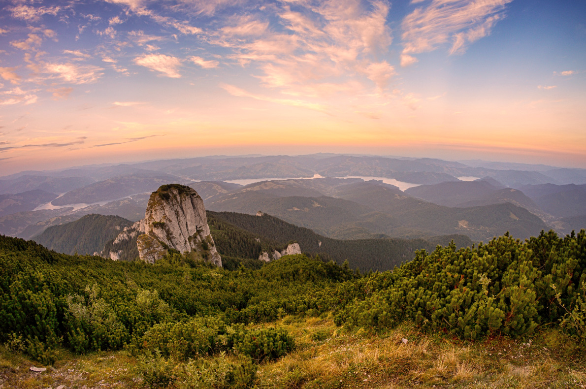 Best sustainable destinations for hiking - Neamt in Romania