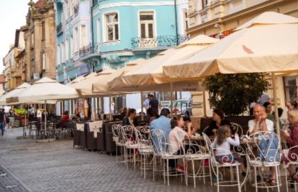 Oradea Republicii Street