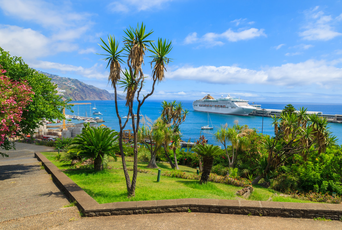 Madeira - Best Cruises destinations in Europe - Copyright Pawel Kazmierczak - European Best Destinations