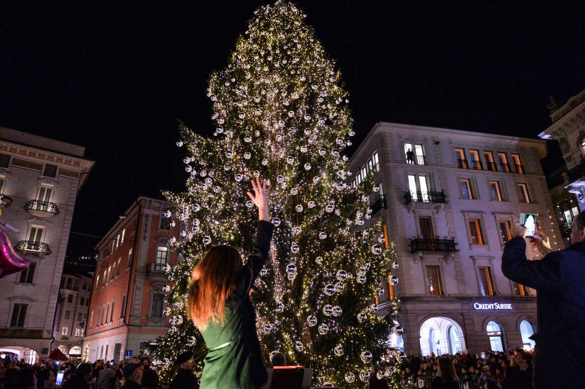 Best christmas Markets in Italy - Lugano Christmas Market - Copyright Lugano Turismo -  European Best Destinations