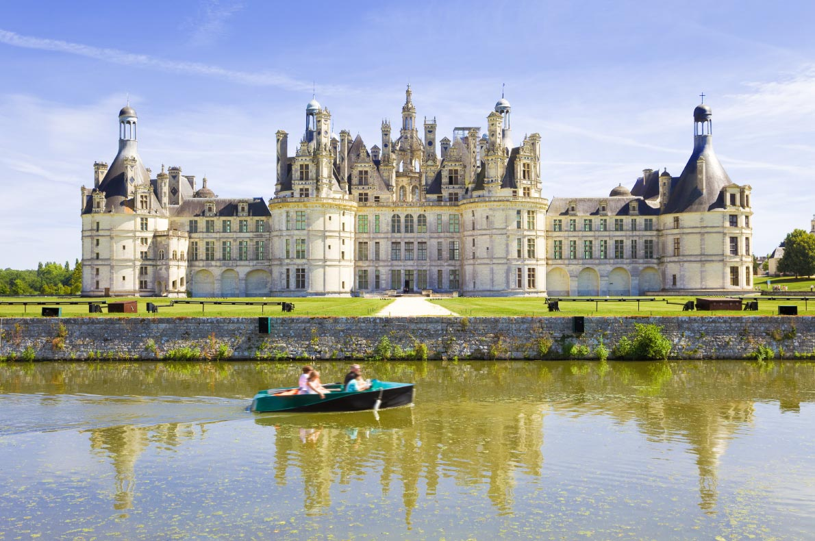 Best castles in France - Chambord Castle Copyright  Jose Ignacio Soto - European Best Destinations