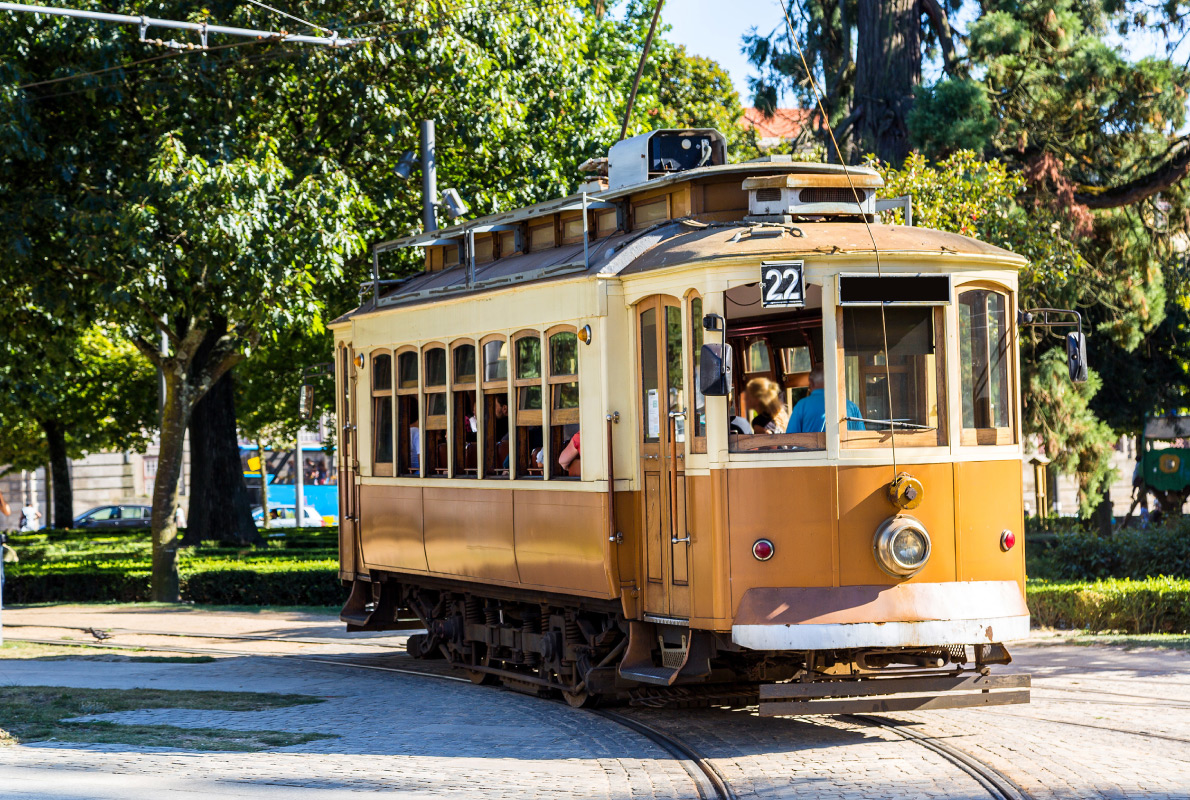 Best trams in Europe - Porto Tram Copyright S-F  - European Best Destinations