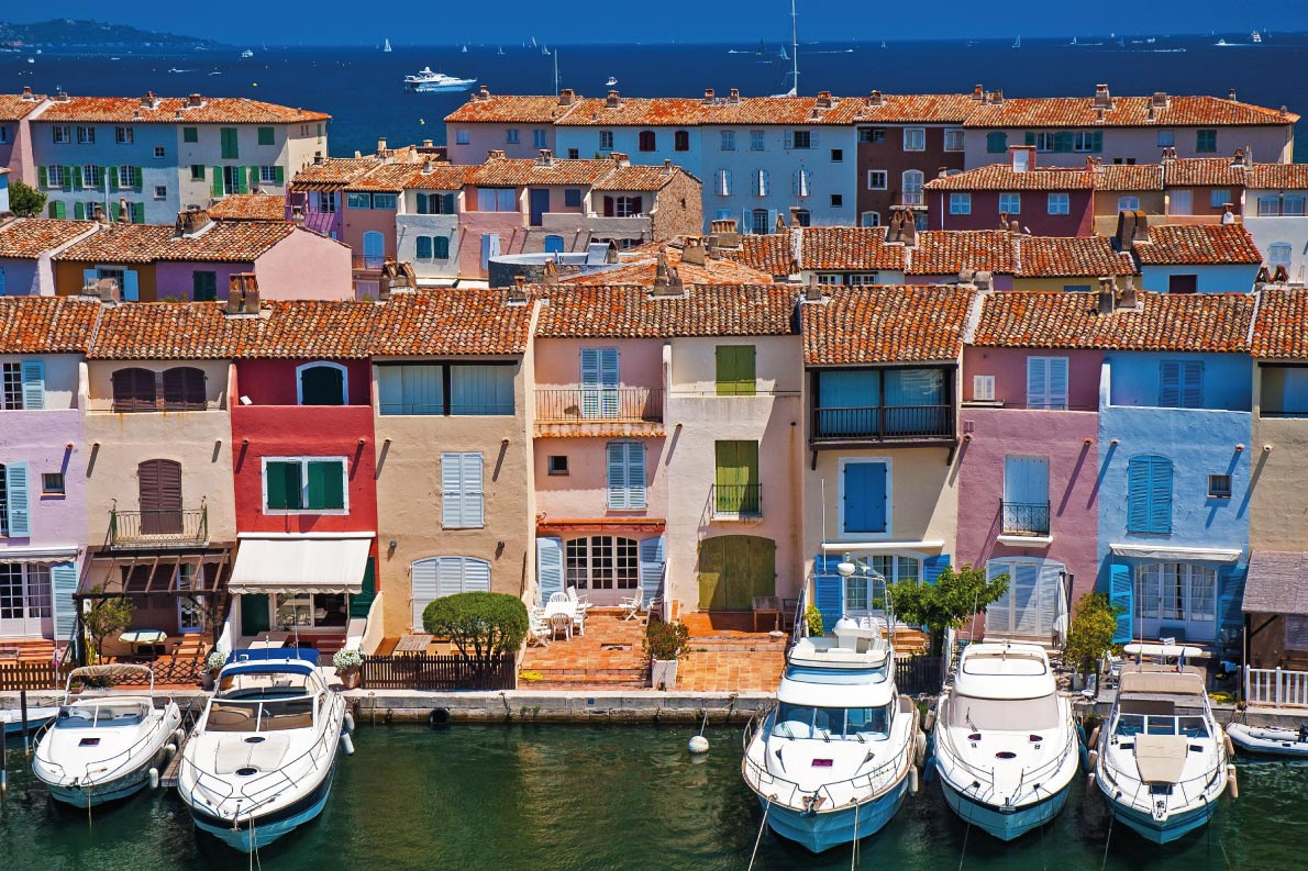 Colorful destinations in Europe  Port Grimaud - Best colorful destinations in Europe - Copyright goory - European Best Destinations