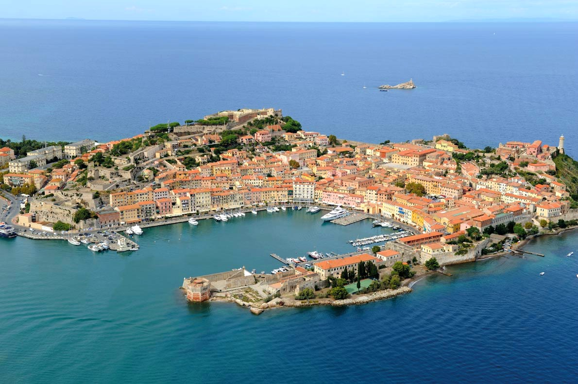 Portoferraio harbor - Best hidden gems in Europe - Stefano Mariniari - European Best Destinations