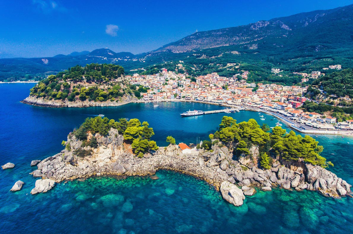 Best places to visit in Greece - Parga copyright  Calin Stan - European Best Destinations