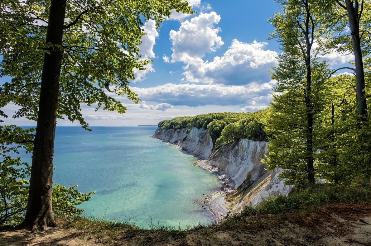 Best natural wonders in Germany - Ruegen Island - Copyright Ricok - European Best Destinations