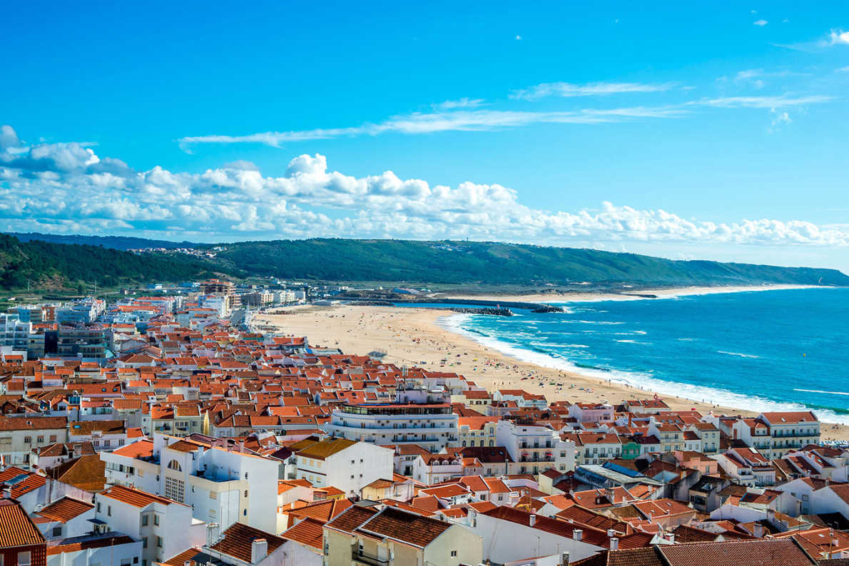 Best places to visit in Portugal - Nazaré copyright  Eurodicas - European Best Destinations